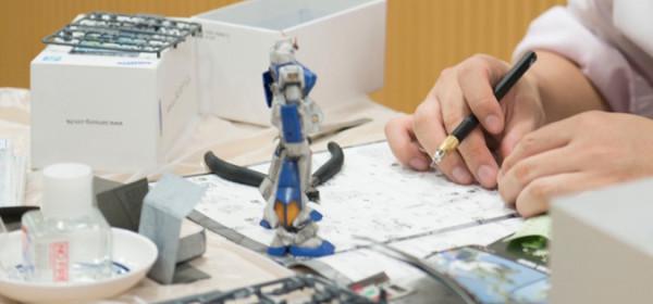 模型製作工作坊