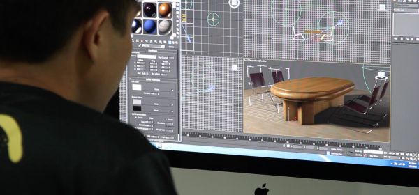 Autodesk 3ds Max 入門班 -下午班