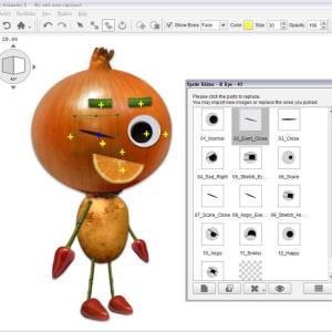 Crazy talk 兒童2D電腦動畫班A班  上午班