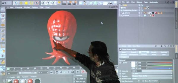 C4D + AE motion graphics 進階班