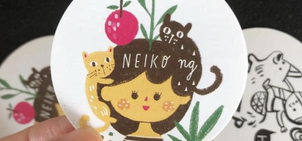 製作個人名片及標志Make your own Business Card with Logo