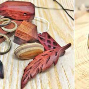 創意木工DIY 原木飾物製作 晚上班