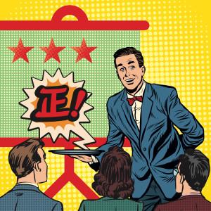 Presentation不再怕:Keynote創意sell客技巧