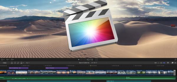 Final Cut Pro x 全新剪接流程基礎課程