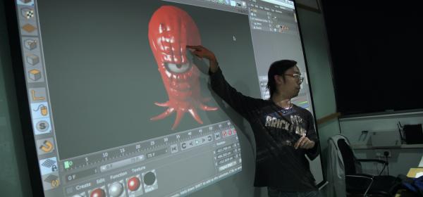 Cinema 4D + Adobe After Effects: Motion Graphics 動態畫面製作課程