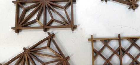 創意木工DIY日式木工窗花入門班 晚上班