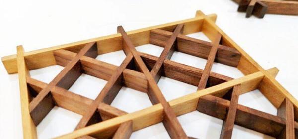 創意木工DIY日式木工窗花入門班 - 晚上班