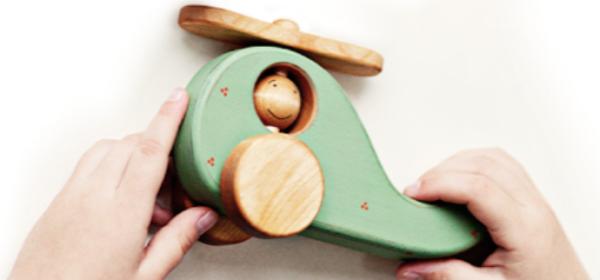 創意木工DIY木玩具親子班-上午班(B班)