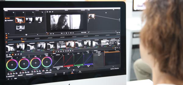 DaVinci + fusion: 專業影視製作