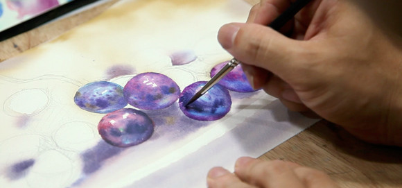 水彩繪畫3級(進階班)