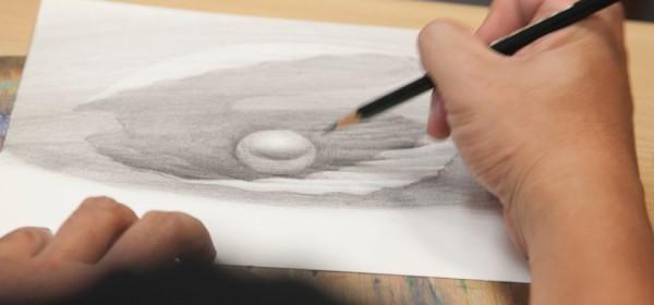 素描繪畫2級(中階班)
