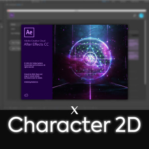 After effects + Character animator 2D角色動畫製作