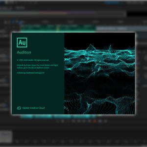 Adobe Audition 聲音處理及混音基礎課程