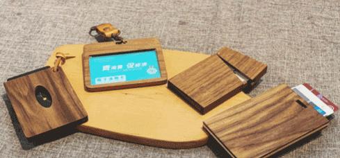 創意木工DIY 木卡片盒
