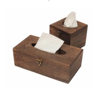 創意木工DIY 木紙巾盒