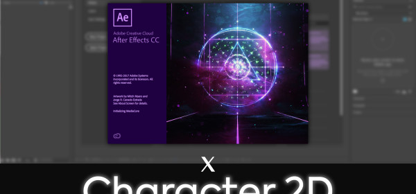 After effects + Character 2D角色動畫製作