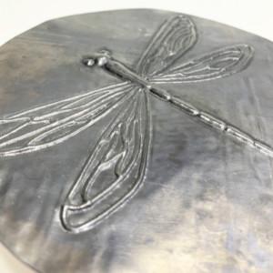 鉛片浮雕製作