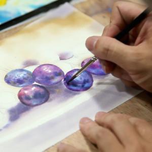 水彩繪畫1級(高階班)