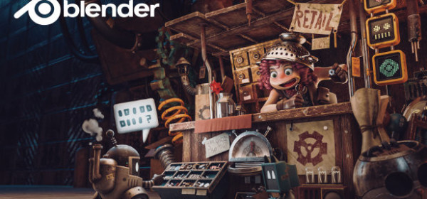 Blender 3D 動畫製作基礎班